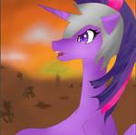 Twilight in the Battle Zone