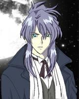 Shido from Nightwalker by hubristic