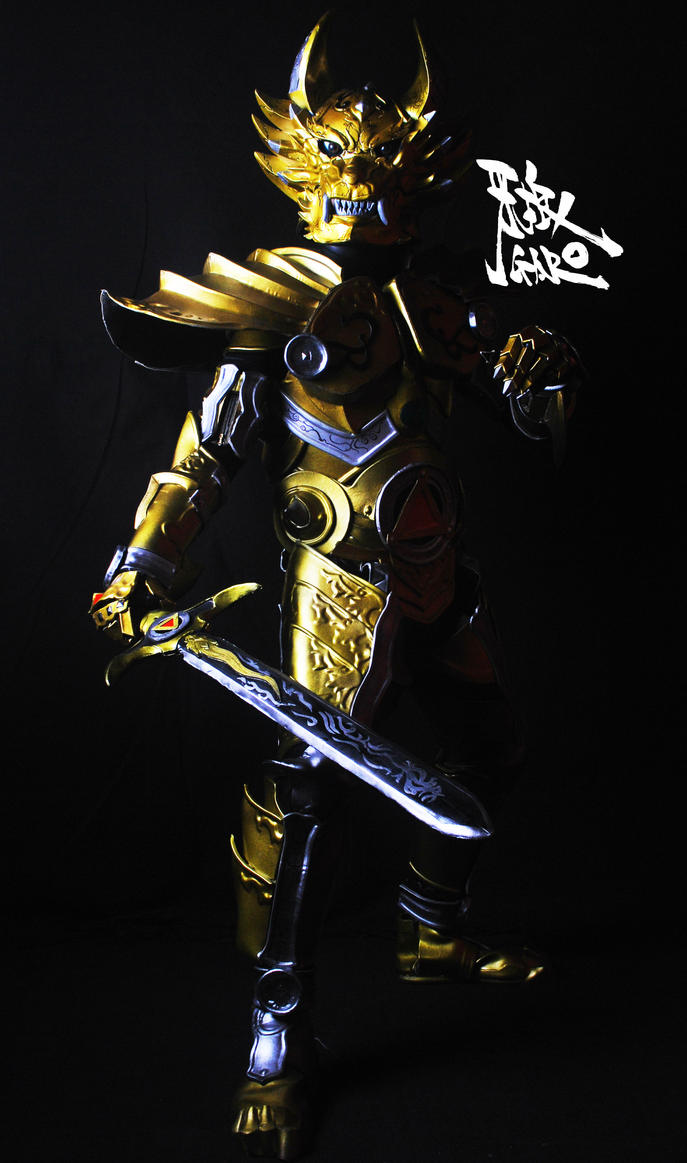 Makai Kishi Knight Garo By Hydendy On Deviantart