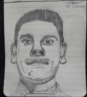 'Self Portrait' D.P 2/29/2020