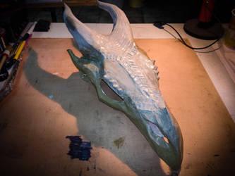 DragonSkull WIP-1