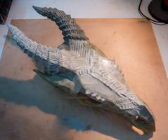 DragonSkull WIP-2
