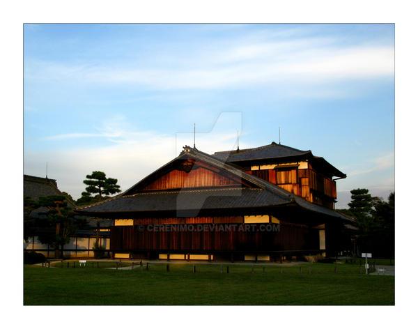 Honmaru Palace II by cerenimo