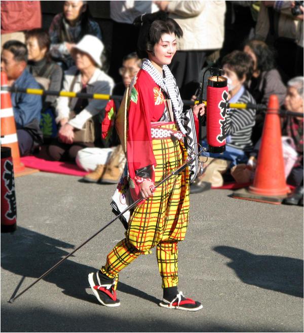 Tokyo Jidai Matsuri II by cerenimo