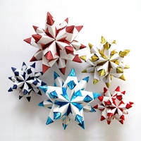 Origami Bascetta Star by cerenimo
