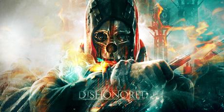 Dishonored V3 by WALIDINHOOO