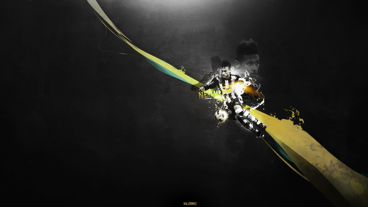 Neymar Wallpaper by WALIDINHOOO