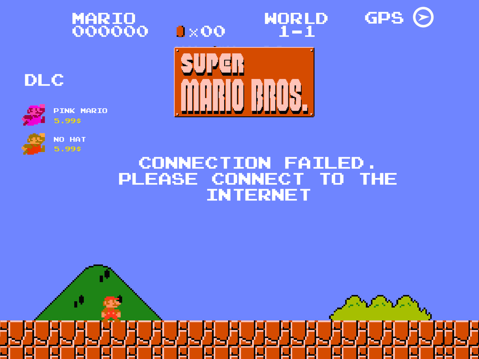 If Super Mario was made by EA by WALIDINHOOO