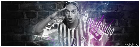 Ronaldinho by WALIDINHOOO