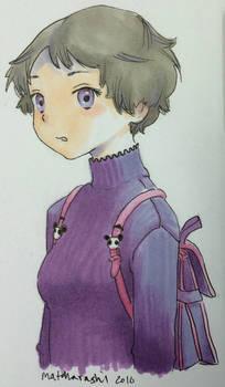 Renji Murata study