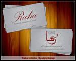 Raha Visit Card