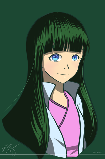 OC - Miyu by Toriichi3