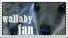 wallaby stamp by nerdydragon666