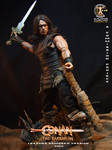 Conan the barbarian Leather Armor version MKII