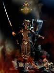 Diablo 3 MONK in SunWuKo Helmet
