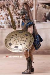 Pangaea Toy Hector Trojan War by AJ Photography by CalvinsCustom