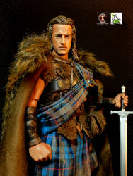 Calvin's Custom Scottish Highlander by CalvinsCustom