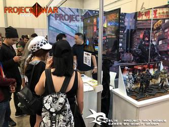 Calvin's Custom X Goblin Gamer Project War Mobile