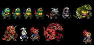 Heroes in a half shell by DrakoNekoshi