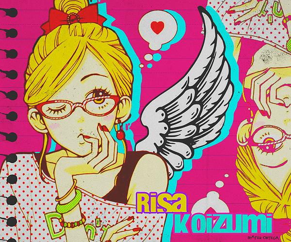 Risa Koizumi - Lovely Complex by akumaLoveSongs