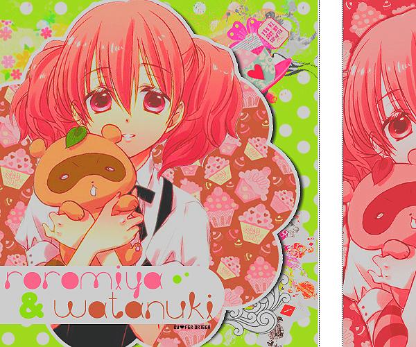 Roromiya y Watanuki - Inu x Boku by akumaLoveSongs