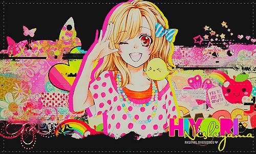 Hiyori firma by akumaLoveSongs