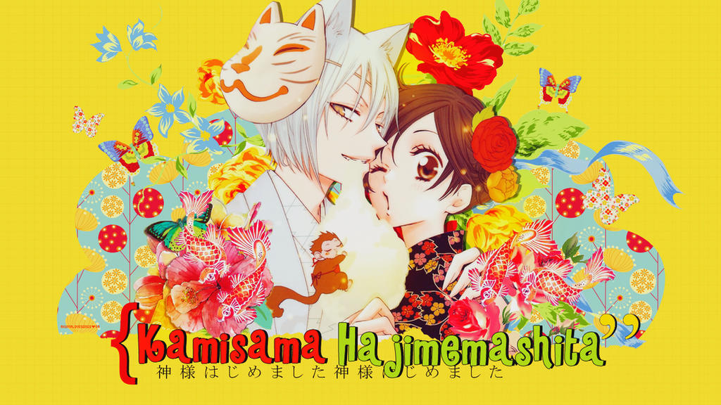 Kamisama Hajimemashita wallpaper by akumaLoveSongs