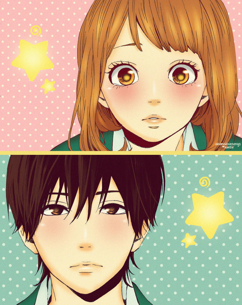 Naho y Kakeru - Orange by akumaLoveSongs