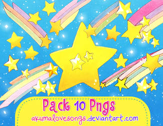 Pack 10 Pngs by akumaLoveSongs