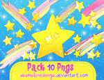 Pack 10 Pngs