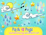 Pack 12 Pngs