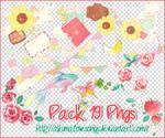 Pack 19 pngs
