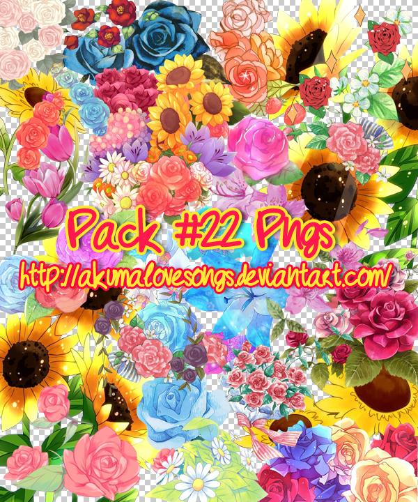 Pack 22 pngs by akumaLoveSongs