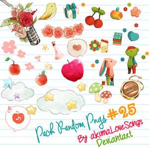Pack #25 pngs
