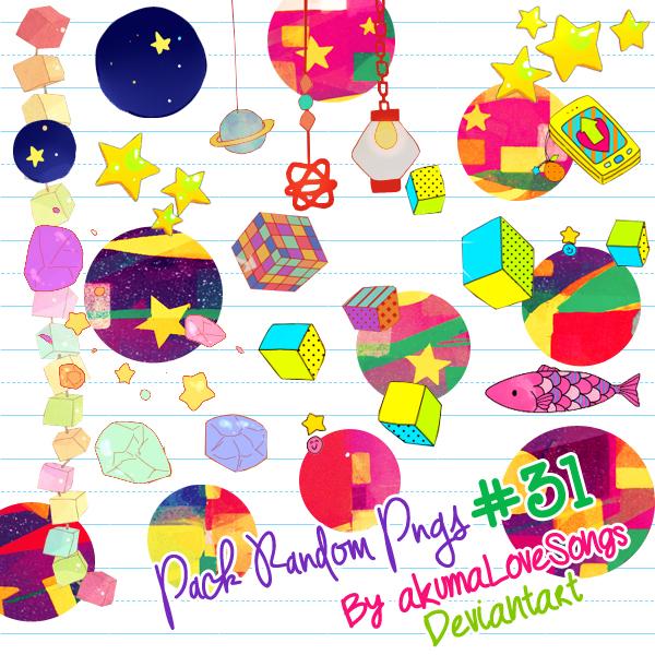 Pack #31 pngs by akumaLoveSongs