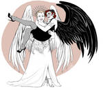 .::Good Omens::. Ethereal brides