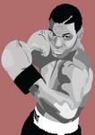 Mike Tyson artwork