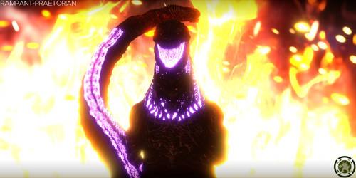 [Blender 2.79] Shin Godzilla Shot Recreation