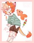 Fishy Kid! [CLOSED ADOPTABLE]