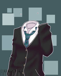 [C] Invisible Rin by heyeyshjey