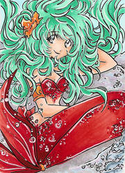 Aceo #55 by BonnyRumsfield