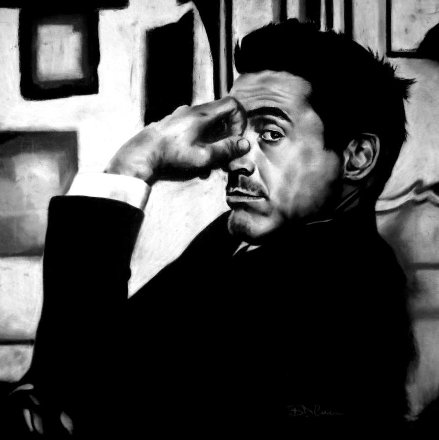 Robert Downey Jr. by BDCurran