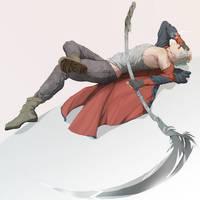 Dante by no--ri