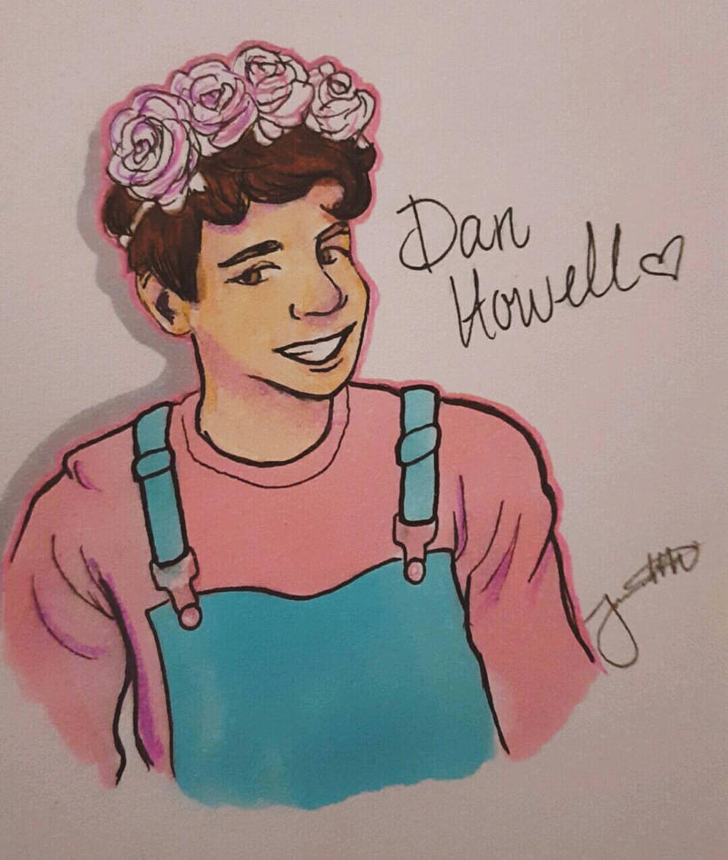 Dan Howell by Jeannetth