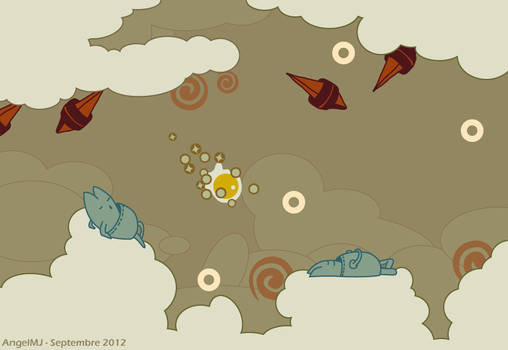 Sound Shapes - Spirale Starcaise
