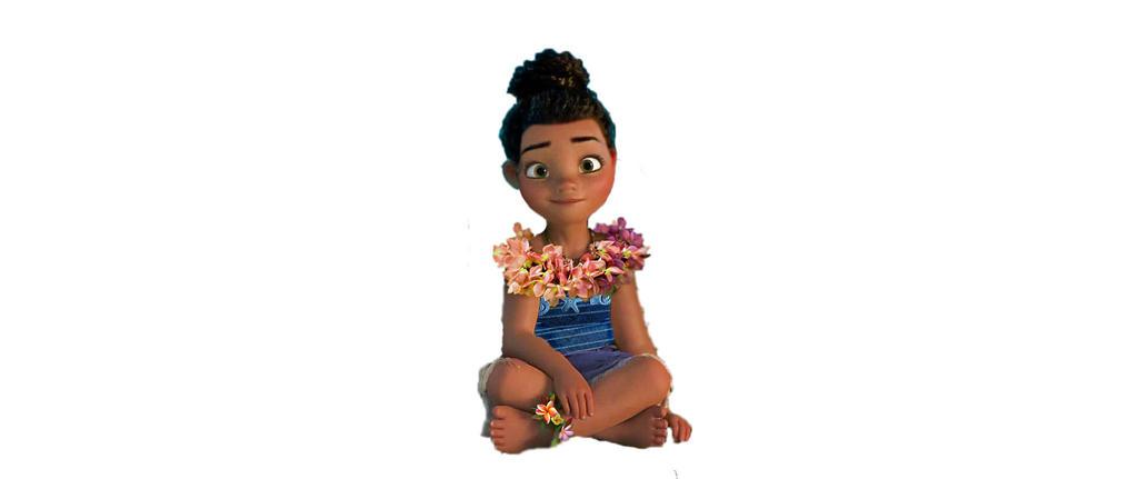 Puanani (Disney Moana OC) by veggie-chick221