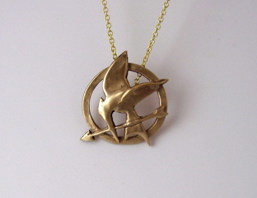 Hunger games open mockingjay pendant by peaceofshine on deviantart hunger games open mockingjay pendant by peaceofshine aloadofball Images
