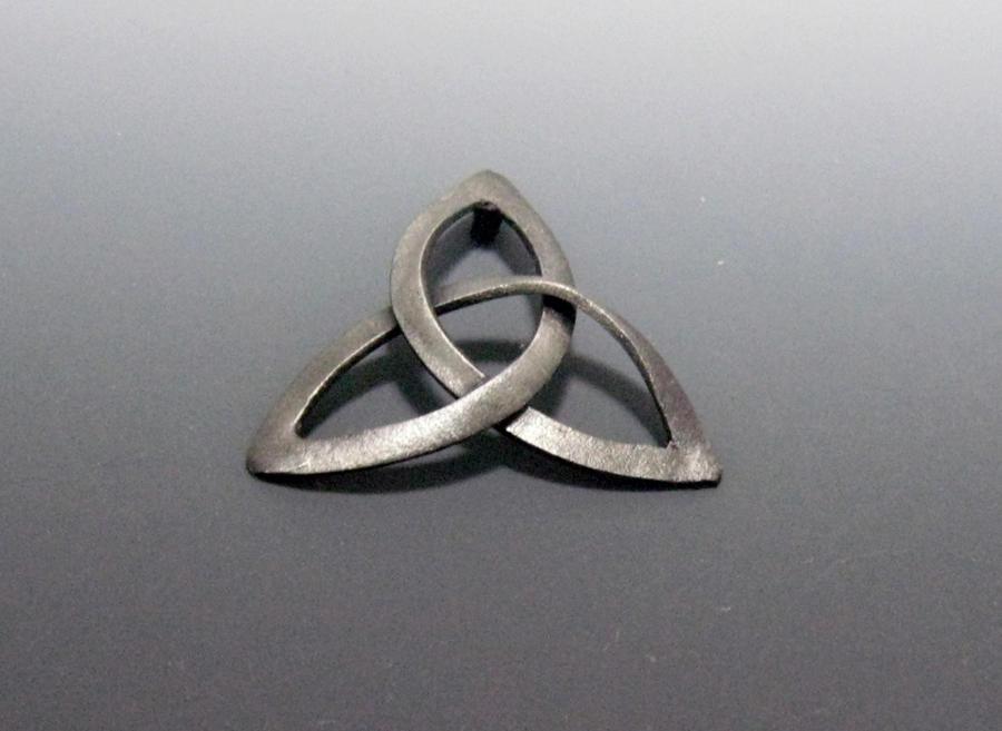 Celtic Knot Pendant by Peaceofshine