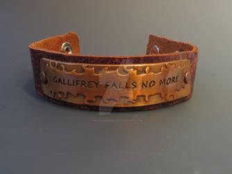 Gallifrey shall fall no more cuff