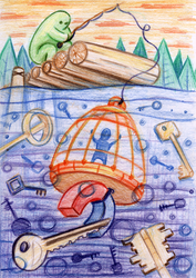 Keys Fishing by SaintHeiser